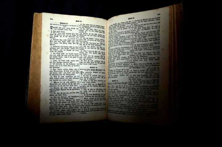 bible black background book chapter